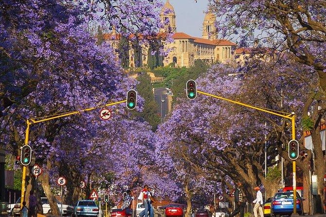Pretoria & Cullinan Tours-Full Day