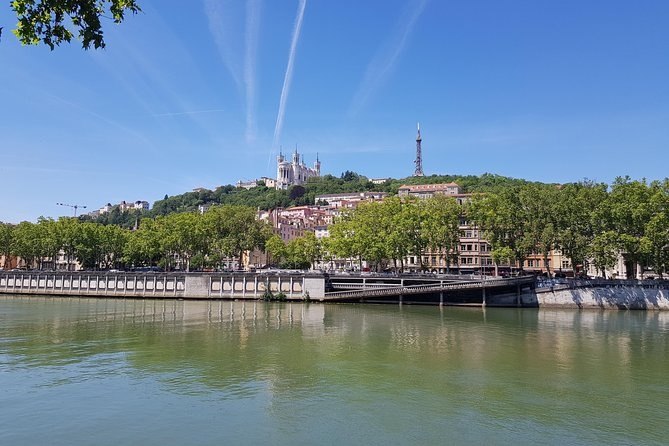 Lyon Highlights Day Tour with Local Silk Shop & Paul Bocuse Market
