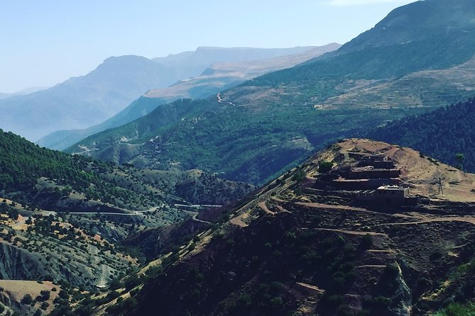 Atlas Mountains and 5 Valleys with Berber Lunch, Private Full Day Tour