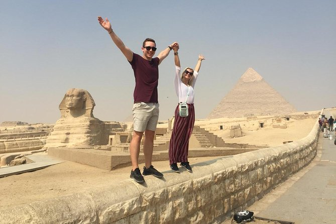 Private Tour: Giza Pyramids, Sphinx, Memphis, Saqqara photo 1