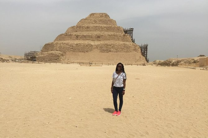 Private Tour: Giza Pyramids, Sphinx, Memphis, Saqqara photo 2