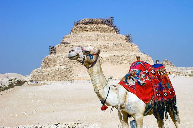 Private Tour: Giza Pyramids, Sphinx, Memphis, Saqqara photo 3