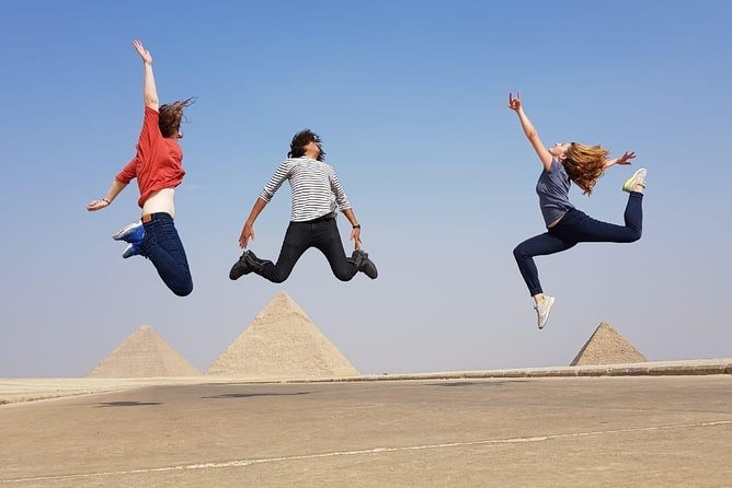 Private Tour: Giza Pyramids, Sphinx, Memphis, Saqqara photo 4