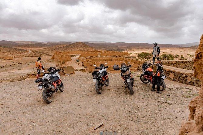 6-Day Enduro Bike Tour from Agadir
