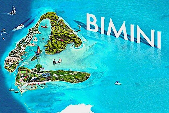 Ferry rápido a Bimini con recogida pase de un día a la playa