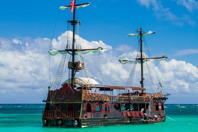 Caribbean Pirates Snorkeling Adventure from Punta Cana