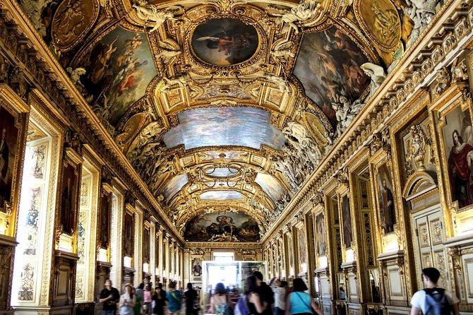 Louvre & Arc de Triomphe Skip the Line Tickets, Seine River Cruise & Lunch