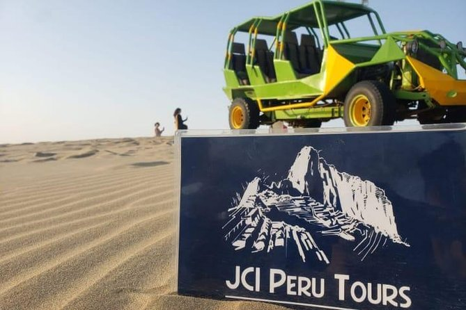 Full Day Paracas,Huacachina,Ballestas Island Ica Semi Private photo 1