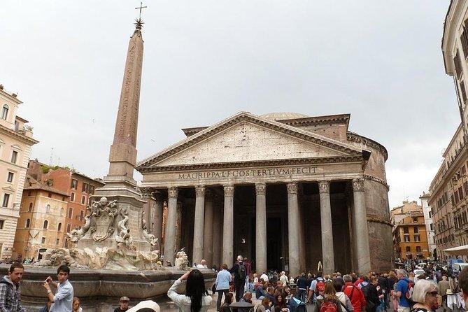 From Civitavecchia to Rome:Colosseum, Forum, Fountains, Squares VIP Private Tour
