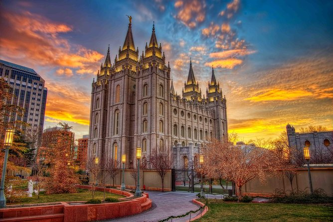 """Best of Salt Lake City"" VIP Guided Tour"