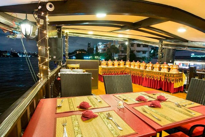 Arena River Cruise Bangkok with Buffet Dinner and Hotel Pick Up and Drop Off photo 4
