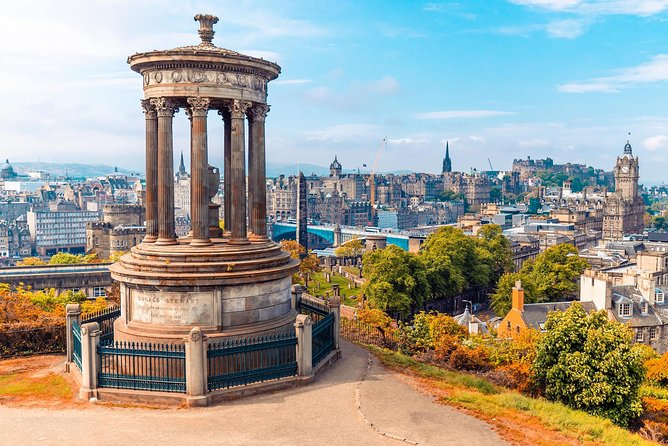 A Full Day In Edinburgh With A Local: Private & Personalized