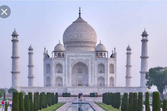 4Night and 5Days Triangle Tour from Jaipur > Agra > Delhi .