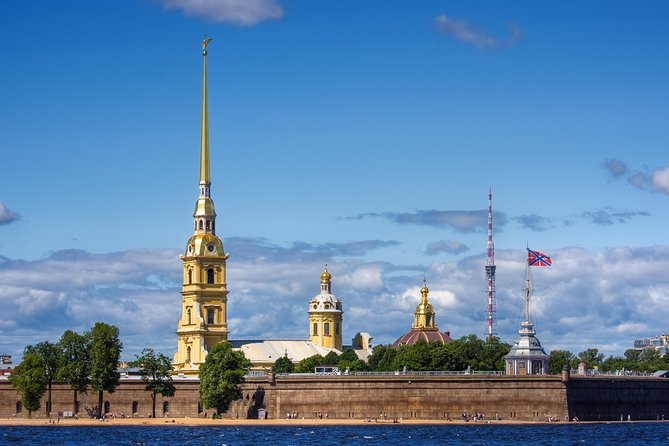 Imperial St. Petersburg - get the most of the city with 3-day tour