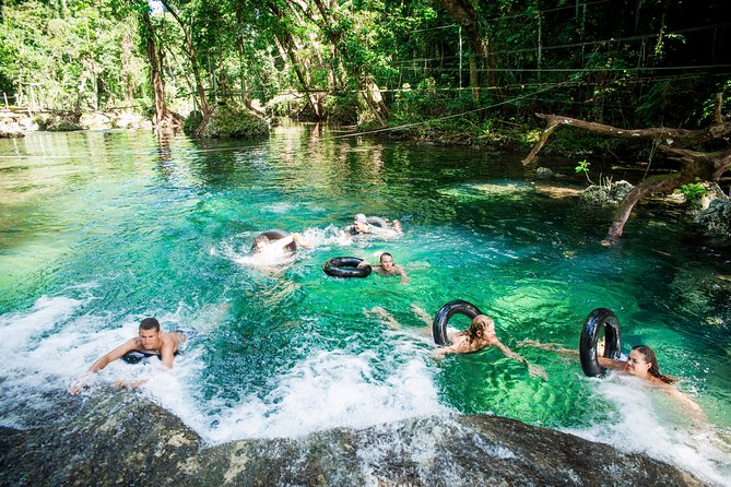 Skip the Line: Swim & Play - Rentapau River & Eden on the River Ticket