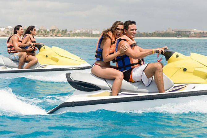 Private 4hr Drive Your Own Jet Ski Tour