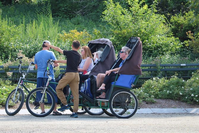 Central Park 2-Hour Private Pedicab Guided Tour