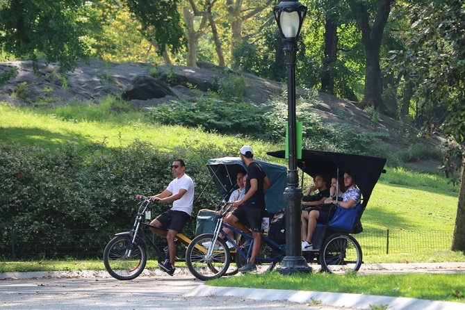 Central Park 2-Hour Private Pedicab Guided Tour photo 7