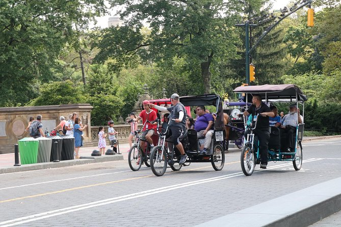 Central Park 2-Hour Private Pedicab Guided Tour photo 8