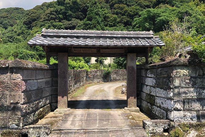 Visit Unknown Samurai Village from Kagoshima