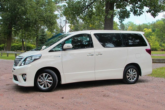 Executive Minivan Airport Transfer