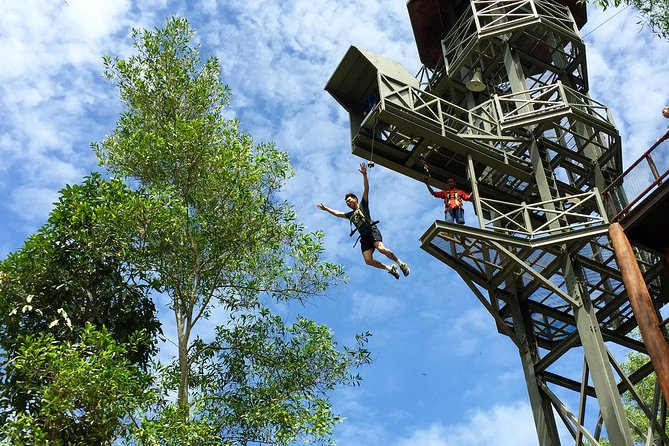 ESCAPE Theme Park with One-Way Transfer from Penang