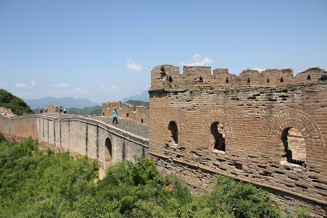 Die besten 2 Abschnitte der privaten Tagestour der Great Wall in Mutianyu und Simatai