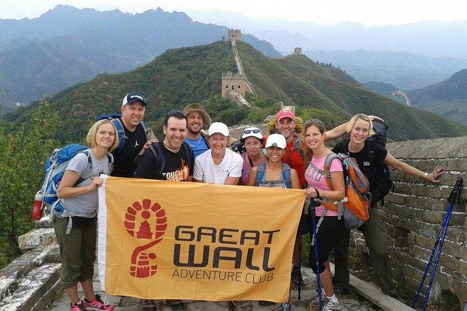 Super Discount Group Hike to Great Wall at Jinshanling and West Simatai