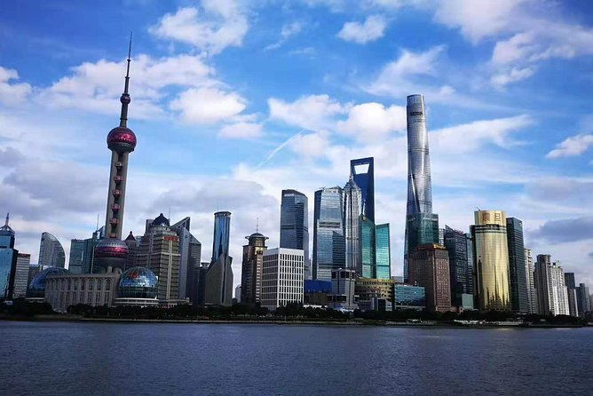 Shanghai one day private tour