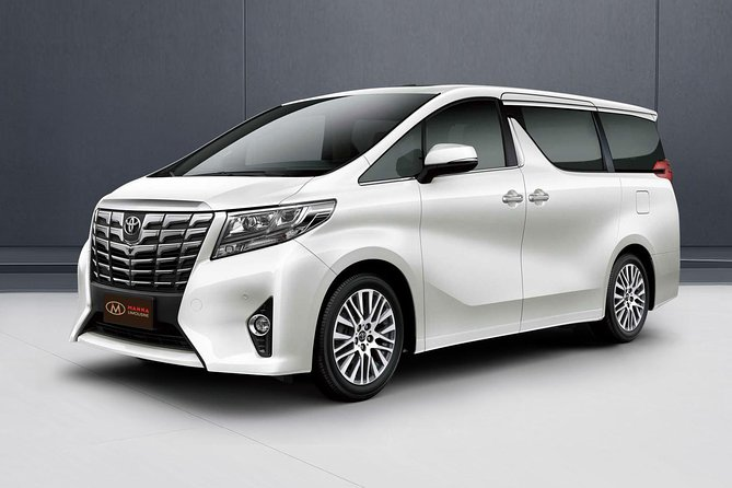 Bangkok Airport Limousine: New Toyota Alphard (To Airport) photo 13