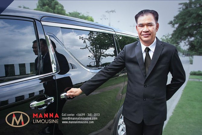 Bangkok Airport Limousine: New Toyota Alphard (To Airport) photo 3