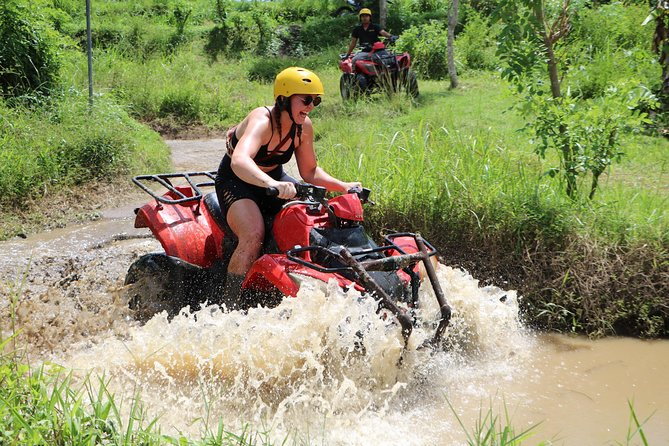 Quad Bike Adventure in Bali