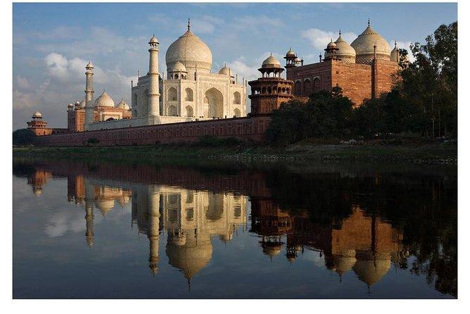 4 - Day Private Golden Triangle - Delhi Agra Jaipur Tour