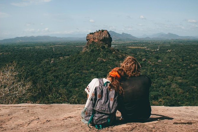 Sigiriya Rock Fortress and Cave Temples ( Private Day Tour )