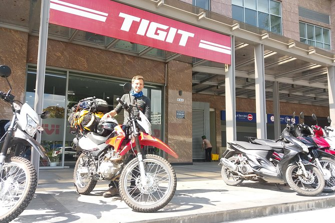 Honda XR 150 Motorbike Rental from Saigon