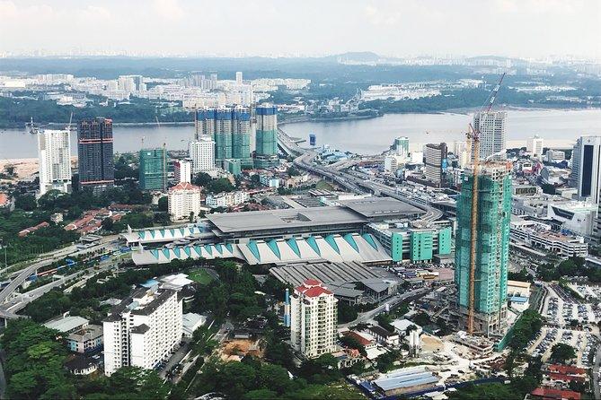 Kuala Lumpur City to Johor Bahru 1-way Transfer