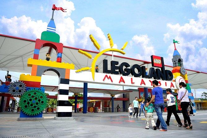 Kuala Lumpur to Legoland Johor Bahru 2-way Transfers