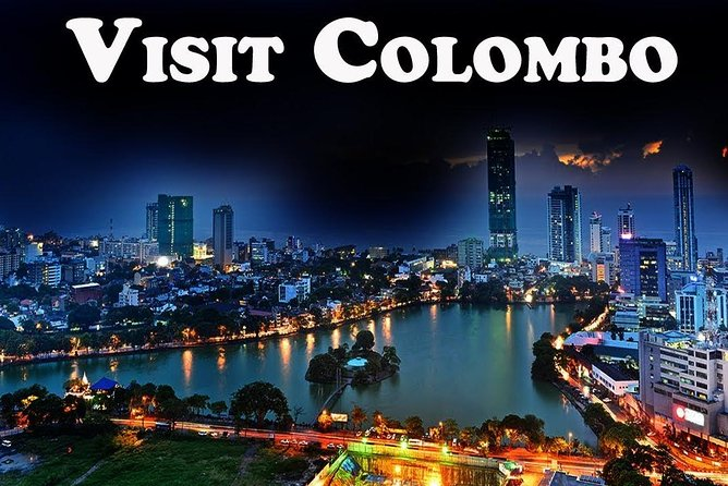Colombo City a day Tour