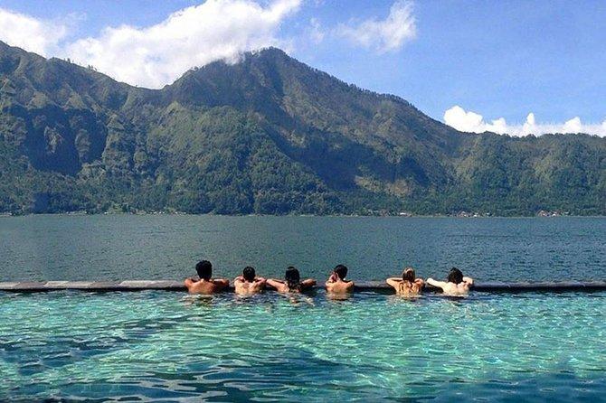 Hot Spring Volcano Bali Tour
