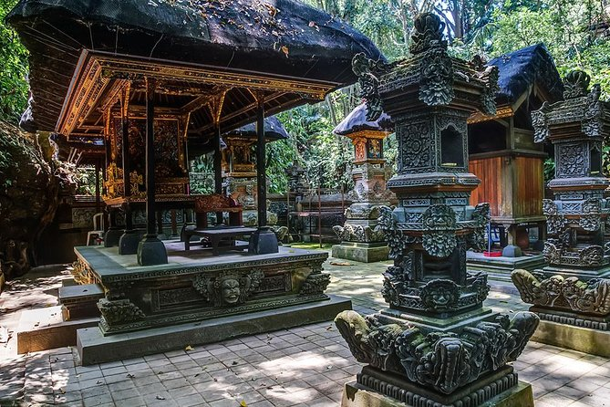 Ubud Sacred Monkey Forest & Art Village Tour