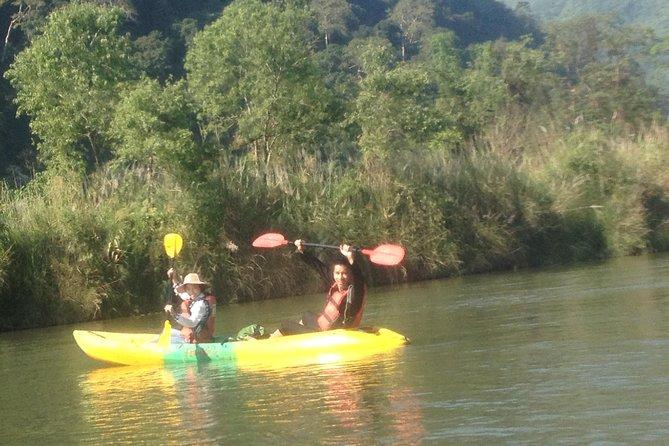 1 day Lomestome Canyon Kayak