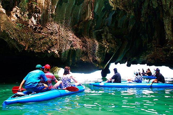 Phang Nga Bay Sea Canoeing with Lunch