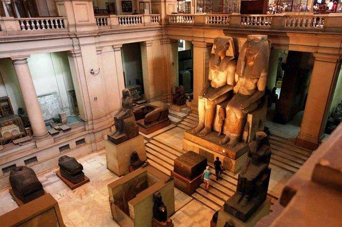 Cairo Layover Tour to Pyramids,Sphinx & Museum