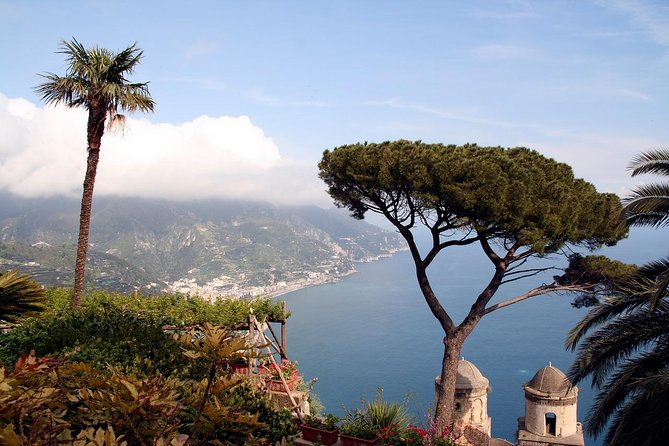 Amalfi Coast Day Tour from Naples