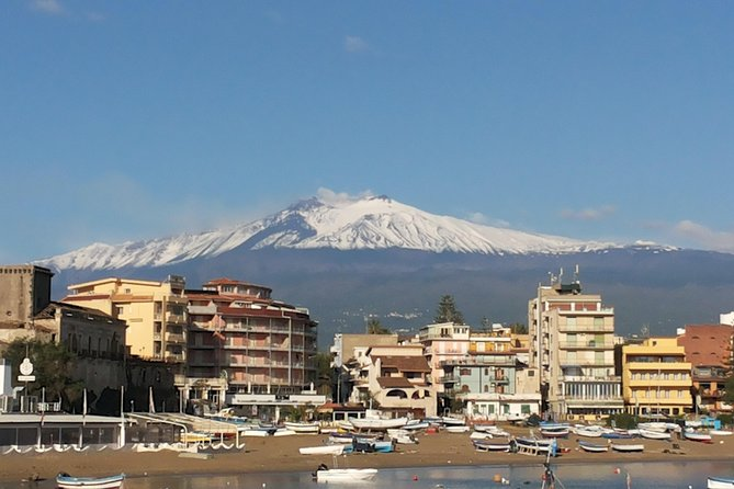Messina Best Of: Taormina, Naxos, Isolabella + Arancini Tasting