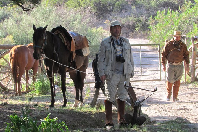 Horseback expedition to The Andes, 3 days photo 1
