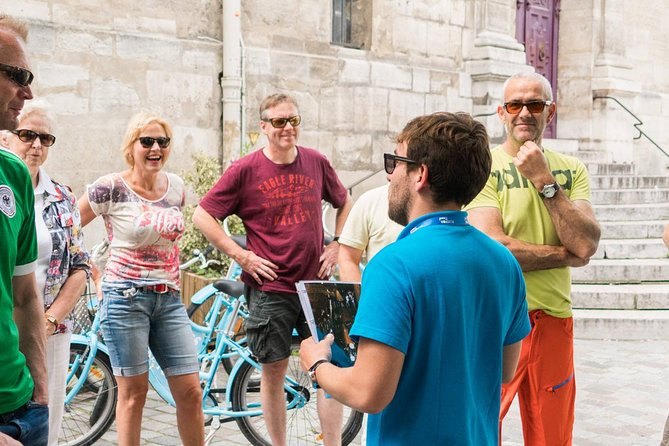 Paris Hidden Secrets Small-Group Bike Tour
