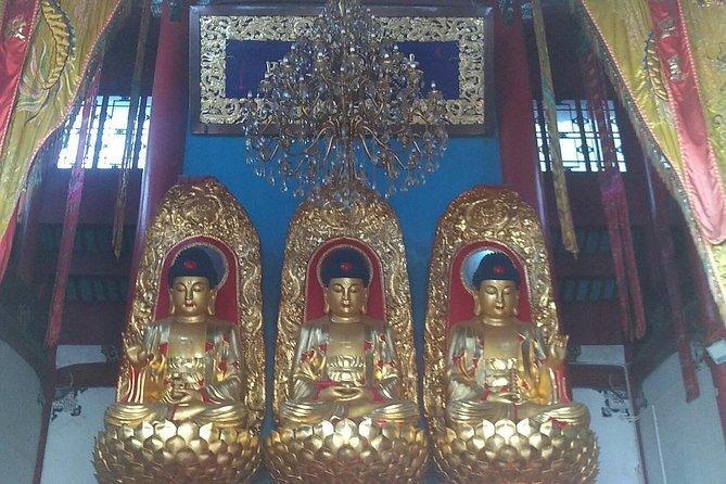 All inclusive Jiuhuashan buddha mountain 1 day private tour - No shopping