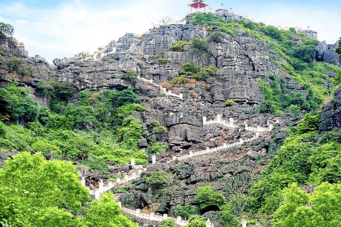 Trang An - Bai Dinh - Mua Cave 1 Day Tour From Hanoi