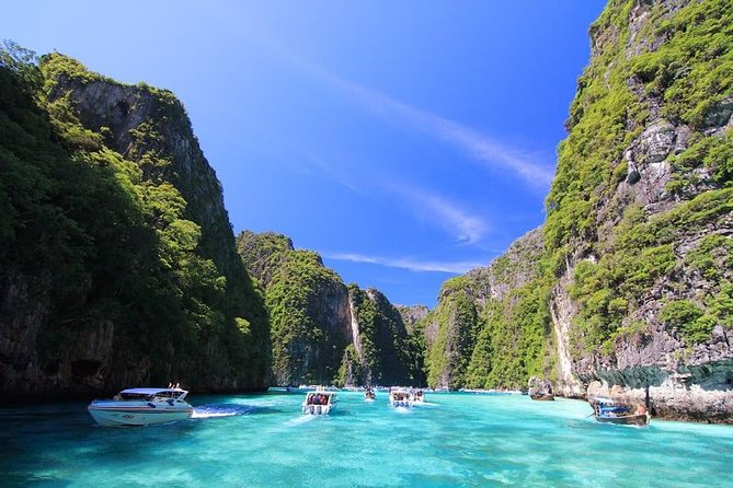 Phi Phi Half Day Tour Speed Boat Tour photo 1